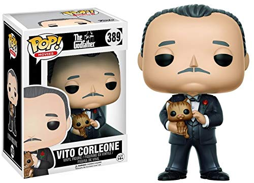 Funko POP Movies: Godfather Vito Corleone Toy Figures from Funko