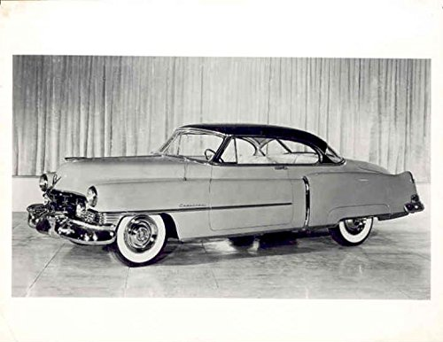1950 Cadillac Series 61 Club Coupe Factory Photograph