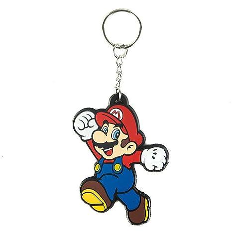Porte-clés Super Mario Bros - Mario [Importación Francesa]