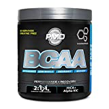 PMD Sports BCAA Delicious Amino Acid Drink for Performance and Recovery – Blue Razz/30 Servings