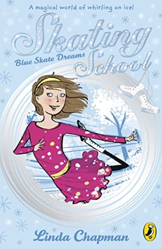 book cover of Blue Skate Dreams