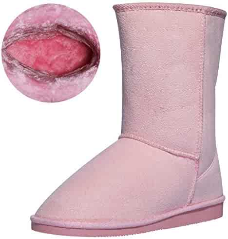 Shopping 3 Schuhes Stars & Up Pink Stiefel Schuhes 3 Damens Clothing 92067e