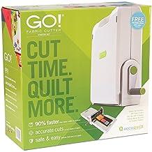 AccuQuilt GO! Fabric Cutter Starter Set