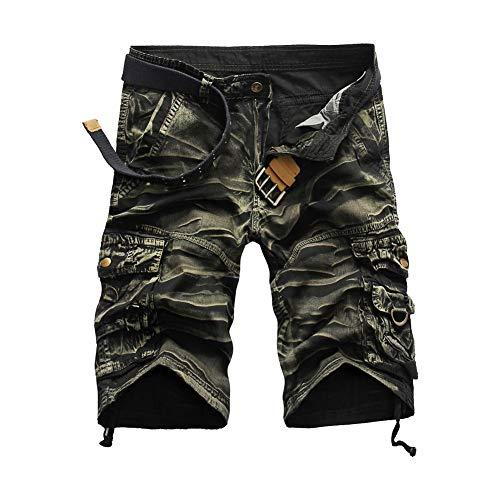 02 Combattimento Uomo Abbigliamento Style 3 Pantaloncini Cargo 4 Militari Pantaloni Estivo Da Twill Airborne Festivo Lannister Bermuda Cqgaw