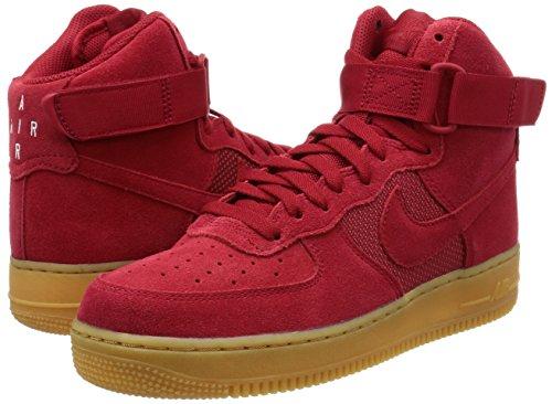 Nike Air Force 1 High '07 Lv8 - gym red/gym red-gm light brown