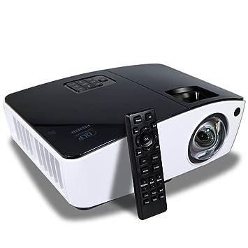 Amazon.com: Proyector de proyección ultra corta HDMI 4000 ...