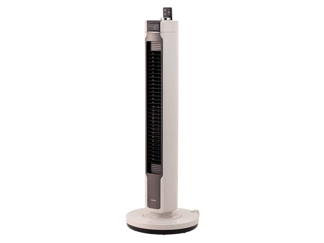 日本限定 コイズミ 扇風機 B07PW5G2CY コイズミ タワーファン グレー KTF-0591/H 扇風機 B07PW5G2CY, とっぷりさいくるモール:514ca016 --- diesel-motor.pl