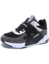 Running Shoes for Kids Casual Sneakers Boys Girls Outdoor Basketball Athletic(Toddler/Little Kid/Big Kid)