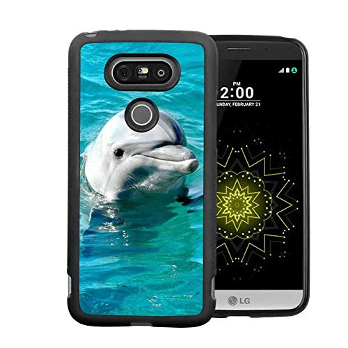 Baby Dolphins Cell Phone Case Compatible for LG G5 (2016) (5.3 Version)