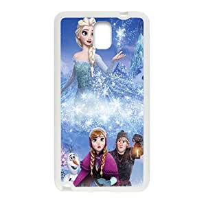 WAGT Frozen lovely girl Cell Phone Case for Samsung Galaxy Note3