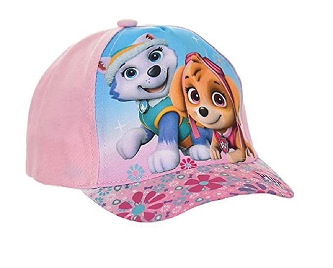 Kids Boys Girls Official Paw Patrol Baseball Caps Summer Hats Ages 2 8