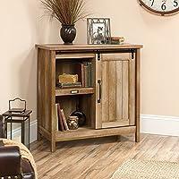 Sauder Adept Storage Cabinet in Craftsman Oak