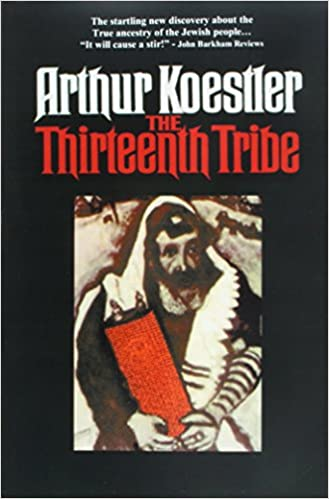 Image result for arthur koestler 13th tribe