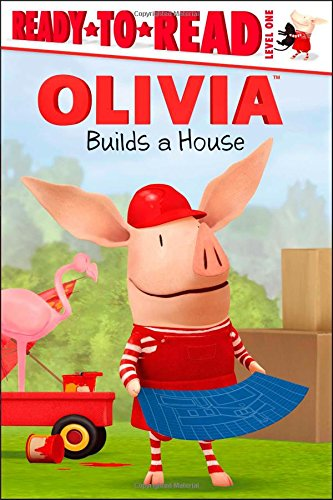 Download OLIVIA Builds a House (Olivia TV Tie-in) ebook