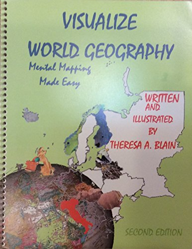 Visualize World Geography - Mental Mapping Made Easy