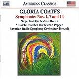 Symphonies Nos. 1, 7 and 14