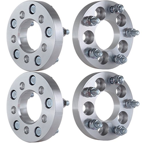 ECCPP 4PCS Wheel Spacers 5 Lug 1