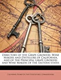 Directory of the Grape Growers, , 1146088140