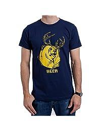 Mac's Beer It's Always Sunny in Philadelphia T-Shirt Bear Deer McElhenney