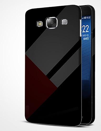 innovative design 96c72 65ebc mbamarsal Printed Mobile Cover for Samsung Galaxy E7: Amazon.in ...