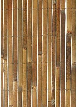 Gardman – Mampara de Tiras de bambú 0, 9 m: Amazon.es: Jardín