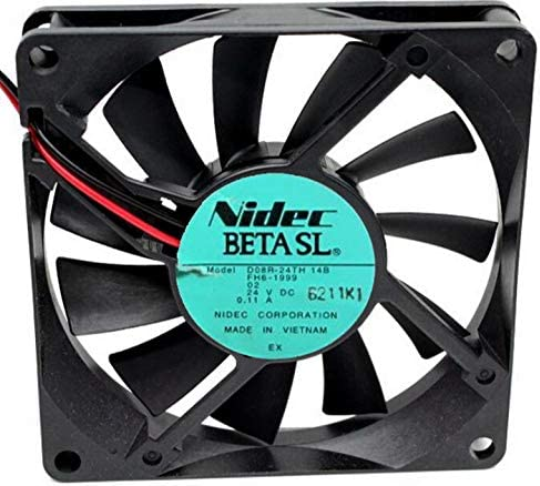 for NIDEC D08R-24TH 14B 24V 0.11A 8015 Cooling Fan