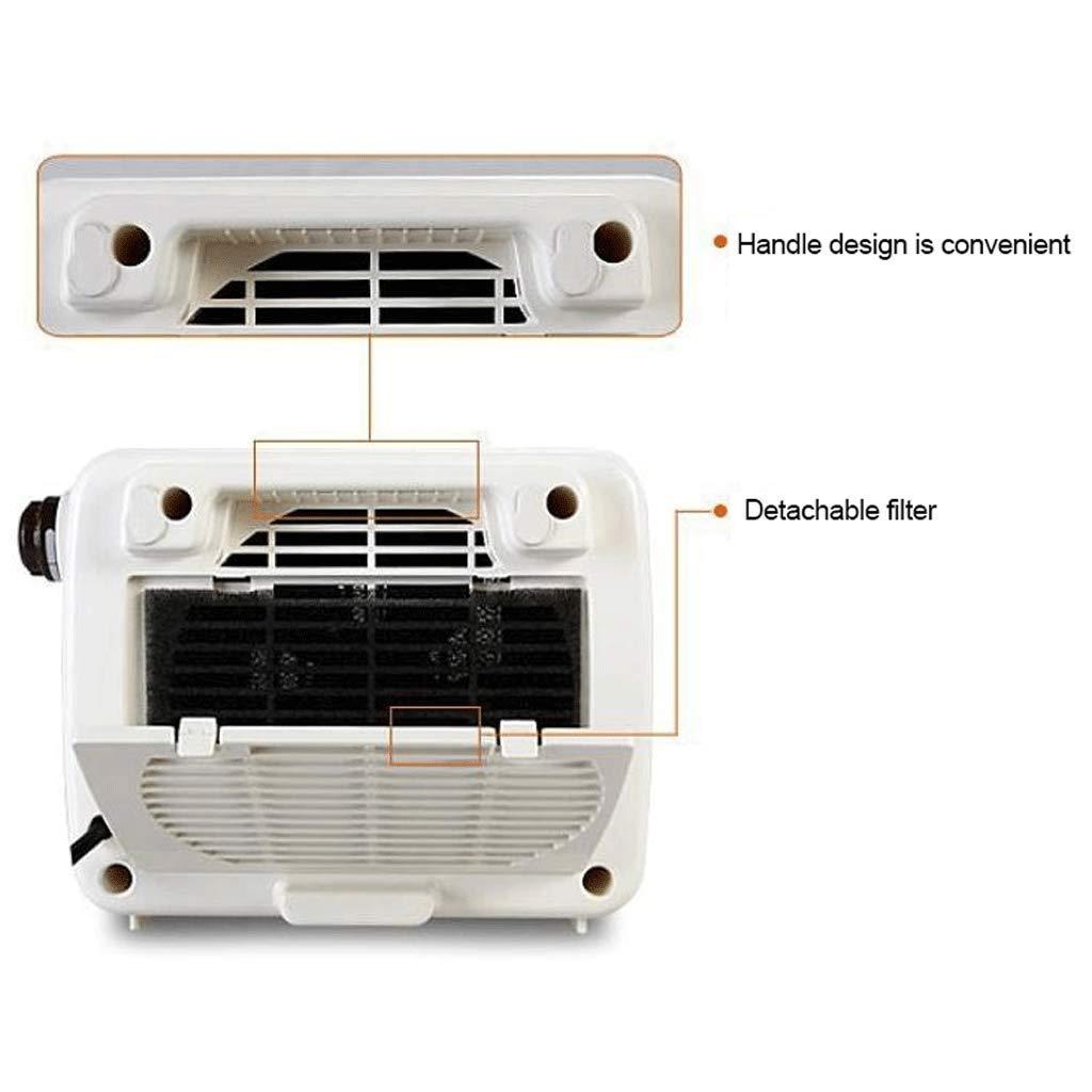 GXQL Calentador Calentador a Prueba de Agua para el baño Calentador ahorrador de energía a la Pared: Amazon.es: Deportes y aire libre