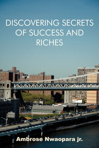 Download DISCOVERING SECRETS OF SUCCESS AND RICHES PDF