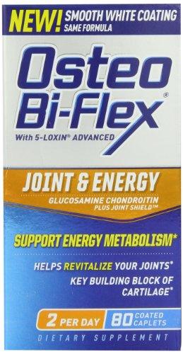 Osteo Bi-Flex Formule Énergie, 80 comte
