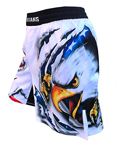 USA Ultimate Eagle Fight Shorts Youths /& Mens