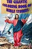 The Gigantic Coloring Book Of Bible Stories: The Beginner's Bible Coloring Book. (A Fun Way for Kids to Color through the Bible (Coloring Books))