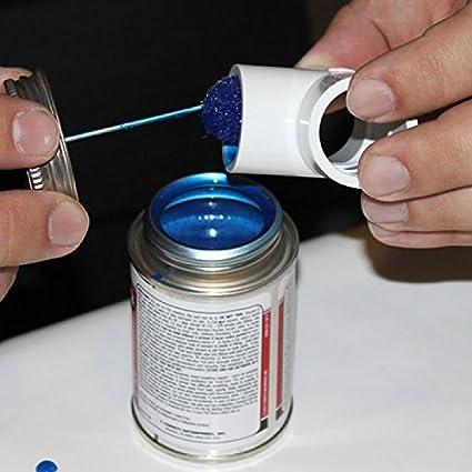 PVC tubería de cemento disolvente Weld excelente fluidez rígido PVC Adhes ABS Adhes fontaneros pegamento cemento