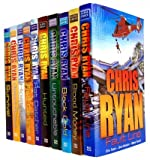 Alpha Force 10 Books Collection Set Chris Ryan (Alpha Force) (One Team - One Mission) (Chris Ryan) (Survival, Desert Pursuit, Hostage, Red Centre, Rat Catcher, Hunted, Untouchable, Black Gold, Blood Money, Fault Line)