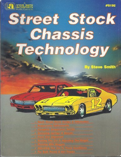 Street Stock Chassis Technology by Steve Smith (1994-10-30) (Street Stock Chassis)