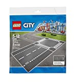 LEGO City Supplementary Straight & Crossroad 7280 Plates, Best Toys