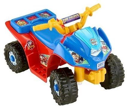 Power Wheels Nickelodeon PAW Patrol Lil' Quad