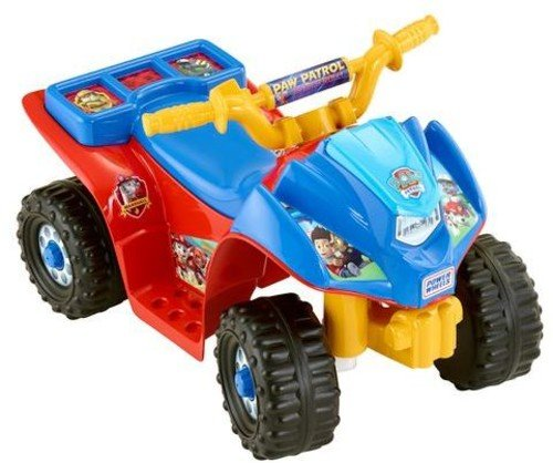 (Power Wheels Nickelodeon PAW Patrol Lil' Quad)