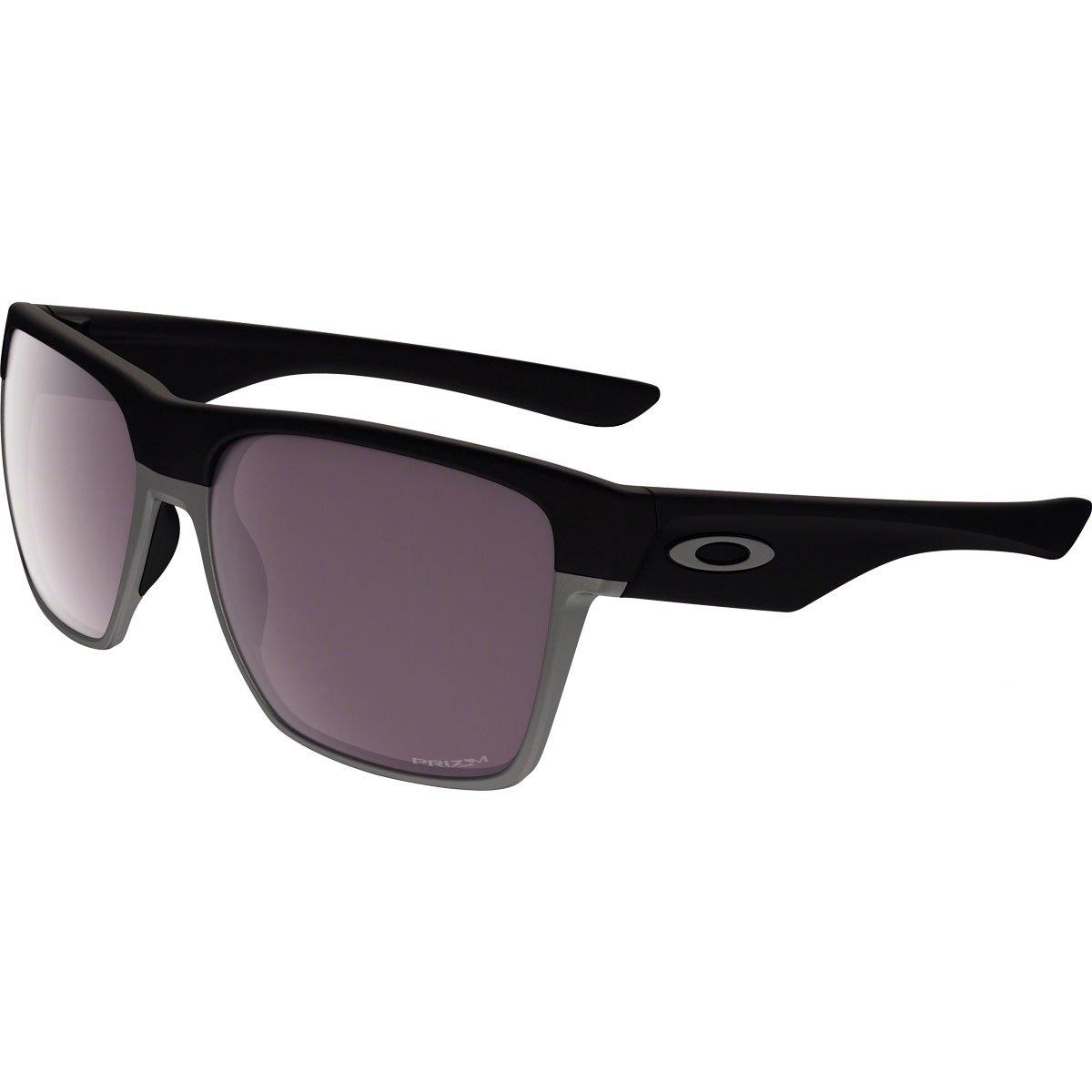 Oakley Twoface Gafas de Sol, Negro, 59 para Hombre
