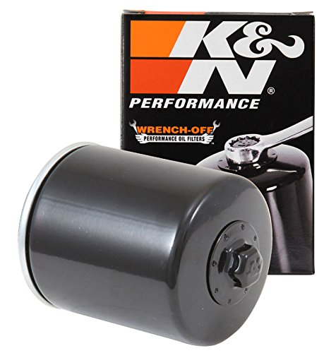 KN-170 K&N Performance Oil Filter; POWERSPORTS; CANISTER (Powersports Oil Filters):