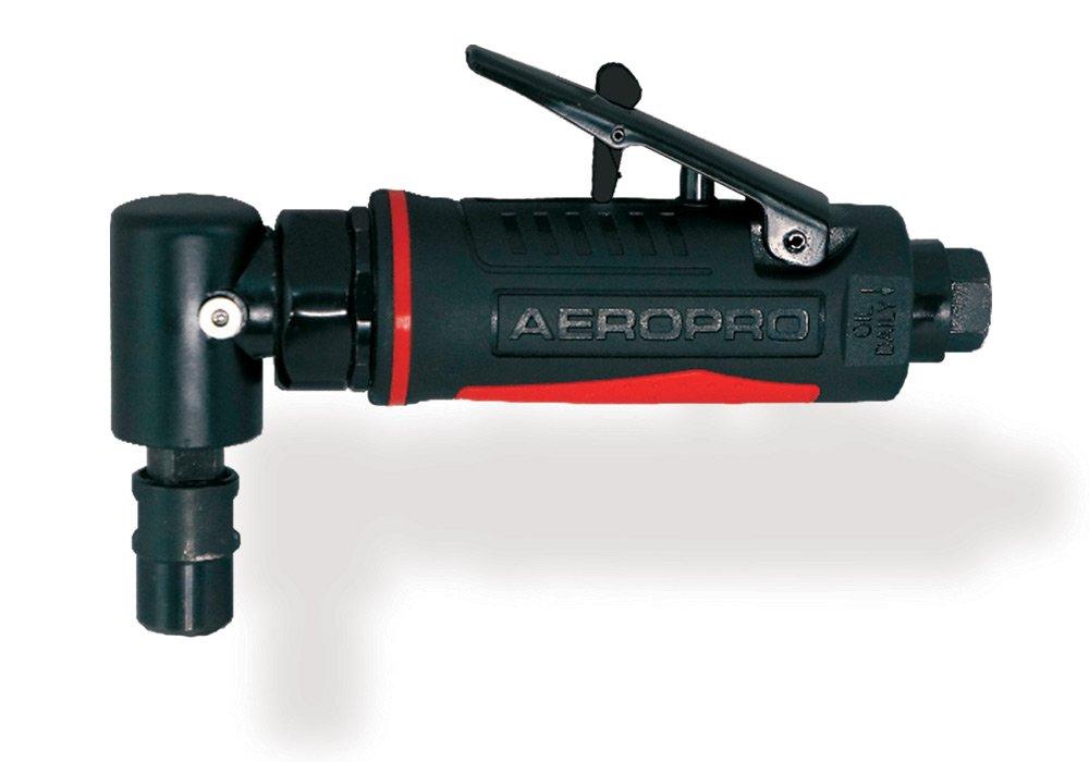 AEROPRO USA ARP17315 1/4 in. ANGLE AIR DIE GRINDER