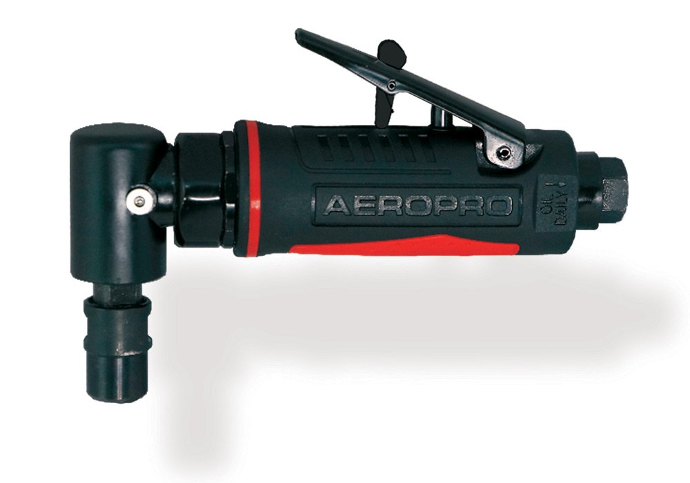 AEROPRO USA ARP17315 1/4 in. ANGLE AIR DIE GRINDER