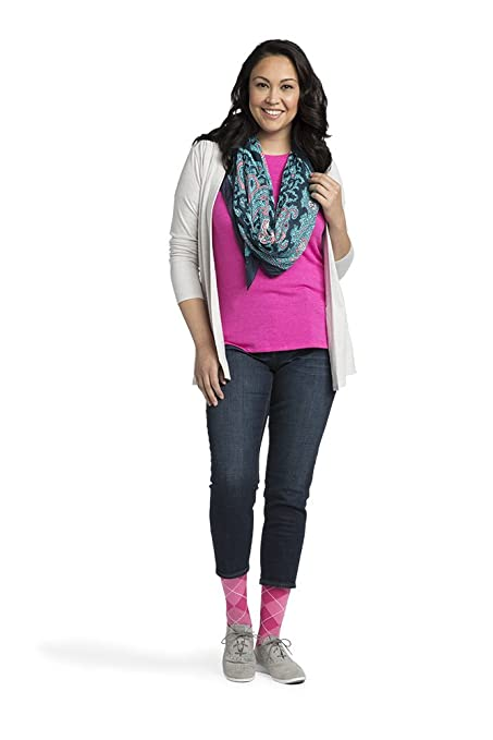 Womens INSIGNIA Highline - Pink Stripe at Amazon Womens Clothing store: