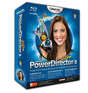 CyberLink PowerDirector 8 Ultra (PC)