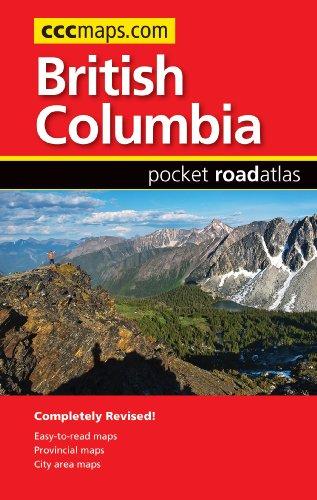 British Columbia Pocket Road Atlas (Mapart's Provincial