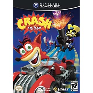 Crash Tag Team Racing - Gamecube (Renewed)