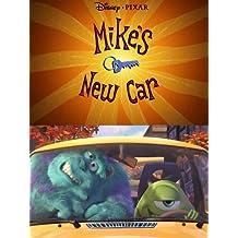 Mike's New Car - Pixar Short