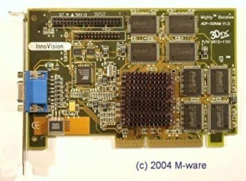 3DFX VOODOO BANSHHE AGP DRIVER DOWNLOAD