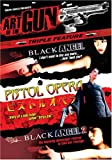 Art of the Gun Triple Feature: Black Angel/Black Angel 2/Pistol Opera by Makiko Esumi