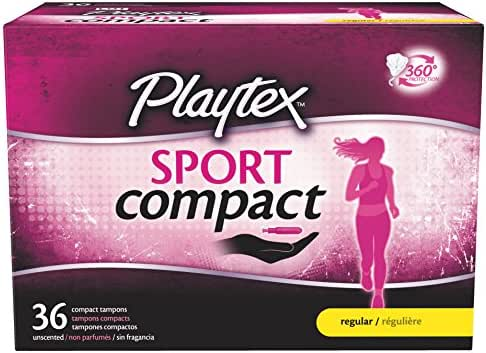 Tampons: Playtex Sport Compact