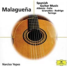 Malaguena: Spanish Guitar Music - Eloquence
